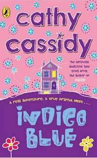 Indigo Blue by Cathy Cassidy