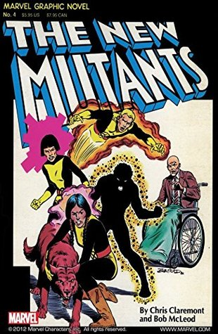 The New Mutants (Marvel Graphic Novel #4)