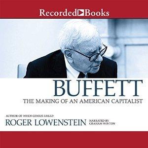 Buffett: The Making of an American Capitalist (Audiobook)