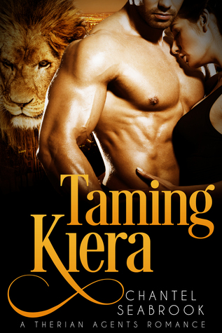 Taming Kiera by Chantel Seabrook