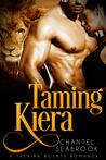Taming Kiera (Therian Agents, #3)