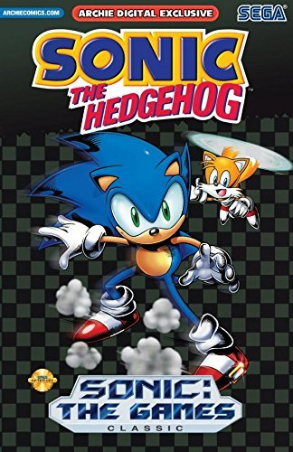 Sonic: The Games - Classic (Sonic Graphic Novels)