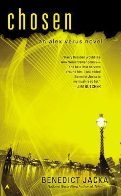 Chosen(Alex Verus 4)