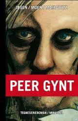 Peer Gynt - Tegneserieroman