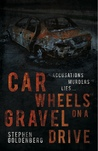 Car Wheels on a Gravel Drive