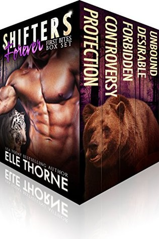 Shifters Forever First Bites Box Set by Elle Thorne