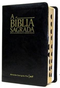 Resultado de imagem para bíblia joão ferreira de almeida