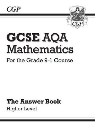 GCSE Maths AQA Answers for Workbook: Higher - for the Grade 9-1 Course