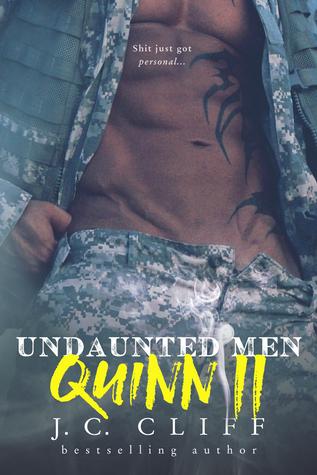 Quinn, Part II (Undaunted Men, #2)
