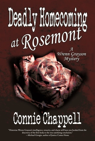 Deadly Homecoming at Rosemont (Wrenn Grayson Mysteries, #1)
