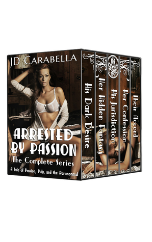 Arrested by Passion - The Complete Series