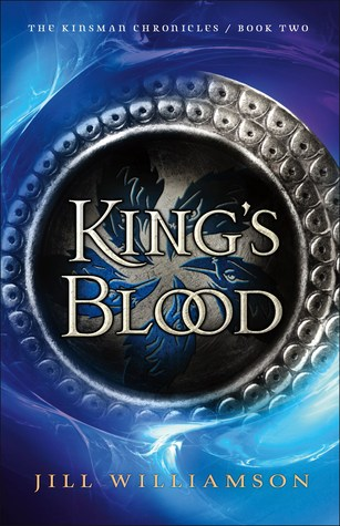 King's Blood (The Kinsman Chronicles, #2)