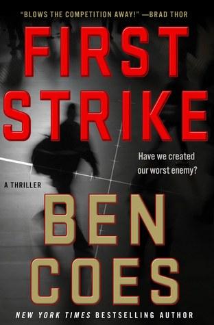 First Strike (Dewey Andreas, #6)