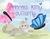 Princess Kitty Butterfly by Kerri Cárdenas Love