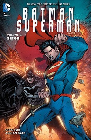 Batman/Superman, Volume 4: Siege