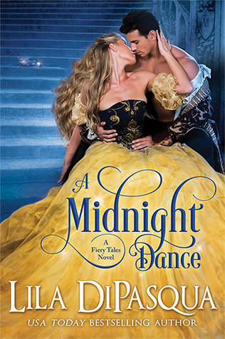 A Midnight Dance(Fiery Tales 1)