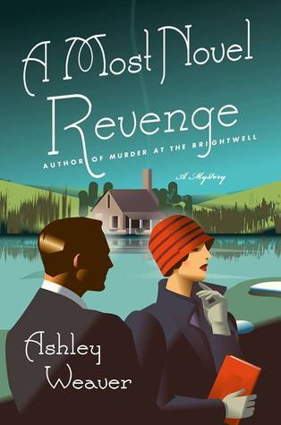 A Most Novel Revenge (Amory Ames Mystery #3)
