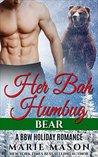 Her Bah Humbug Bear (Christmas at Riverton, #2)