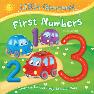 First Numbers: Touch-and-Trace Early Learning Fun!