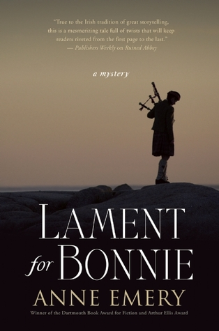 Lament for Bonnie (A Collins-Burke Mystery, #9)