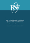 RSF: The Russell Sage Foundation Journal of the Social Sciences: Severe Deprivation in America