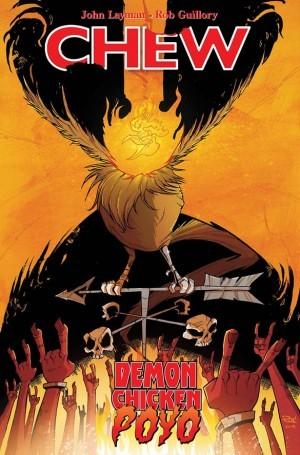 Chew: Demon Chicken Poyo #1