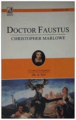 Christopher Marlowe : Dr. Faustus