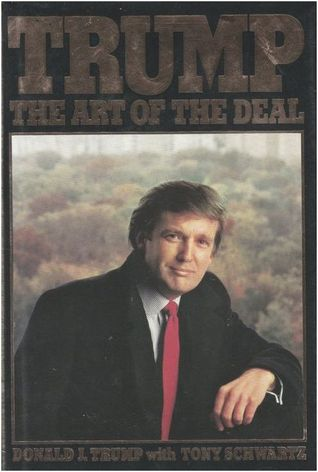Trump the art of the deal by donald j trump fandeluxe Image collections