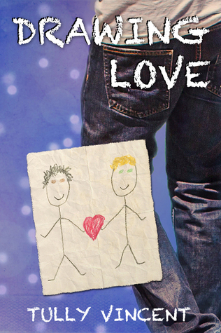 Book Cover Drawing Love by Tully Vincent
