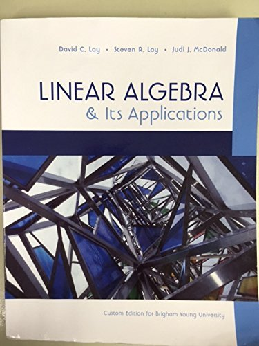 Linear Algebra & Its Applications [with MyMathLab Access Code]