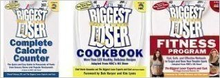 The Biggest Loser 3 Book Set: Cookbook/Fitness/Calorie Counter