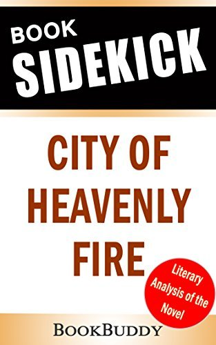 Book Sidekick - City of Heavenly Fire (The Mortal Instruments) (Unofficial)