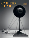 Cahiers d'Art Issue N°1, 2014: Hiroshi Sugimoto: 38th Year - 100th Issue