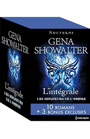 Ebook Coffret Les Seigneurs de l'ombre : tomes 1 à 10 (Nocturne) by Gena Showalter TXT!