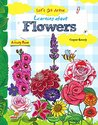 Let's Get Active: Learning about Flowers (An illustrated activity book that teaches young learners all about Flowers)
