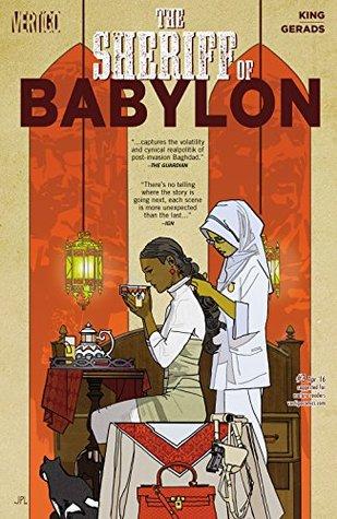 The Sheriff of Babylon #3 Download Epub Now