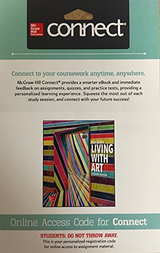 Connect Access Card for Living with Art