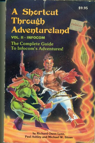 A Shortcut Through Adventureland Vol. 2: Infocom