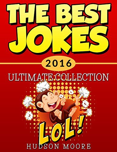 The Best Jokes 2016: Ultimate Collection