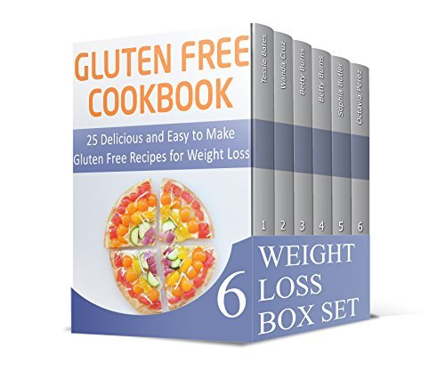 Weight Loss Box Set: 150+ Delicious and Easy to Make Diet Recipes To Reduce Your Weight (Gluten Free CookBook, 5 Ingredient Cookbook, Crock Pot)
