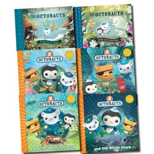 The Octonauts Collection 6 Books Set