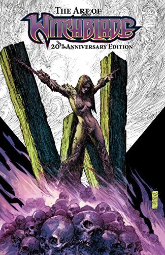 The Art of Witchblade: 20th Anniversary Edition
