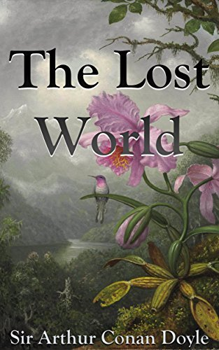 The Lost World (+Audiobook): With a Recommended Collection