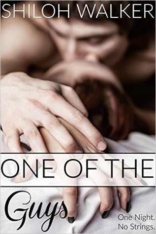 {Review} One of the Guys by Shiloh Walker