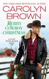 Merry Cowboy Christmas by Carolyn Brown