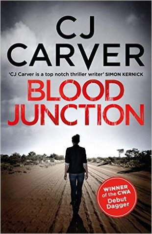 Blood Junction (India Kane #1)