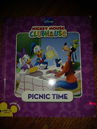 Mickey Mouse Clubhouse Picnic Time
