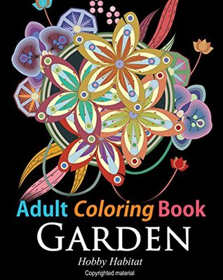 Adult Coloring Book Enchanted Garden Sample Patterns For Adults Featuring 32 Beautiful