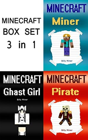 Minecraft Box Set: Minecraft Box Set: Minecraft Box Set of 3 Minecraft Books in 1 (Minecraft Diaries, Minecraft Books, Minecraft Books for Children, Minecraft Books for Kids, Minecraft Stories)