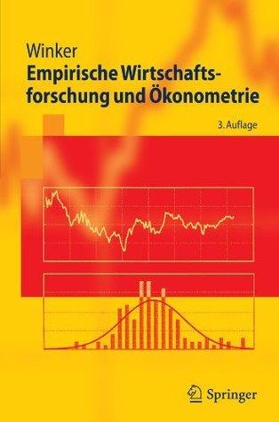 Empirische Wirtschaftsforschung und Ökonometrie